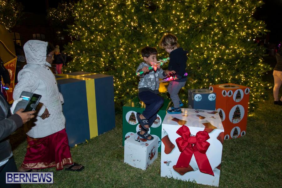 Dockyard Christmas Tree Lighting Bermuda, December 8 2019-3315