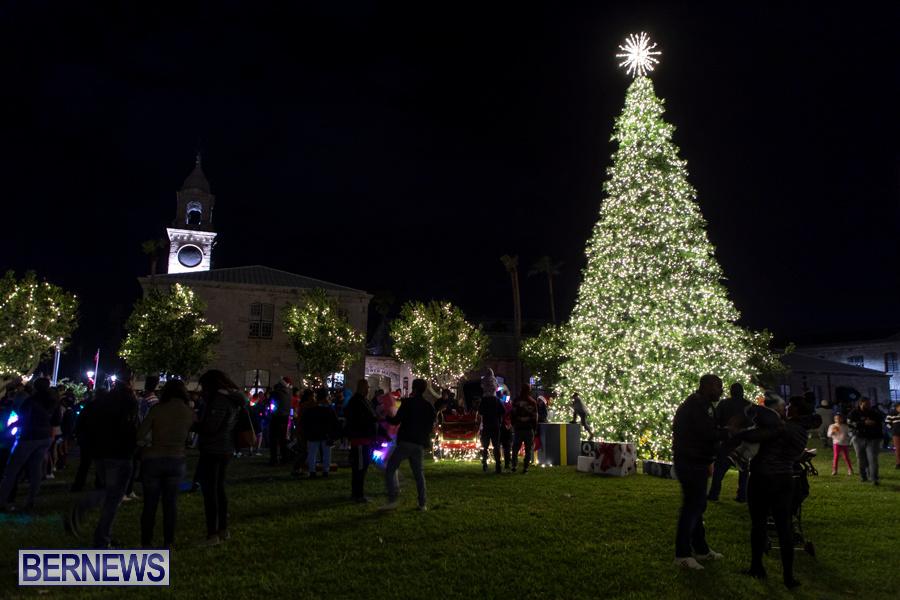 Dockyard Christmas Tree Lighting Bermuda, December 8 2019-3332