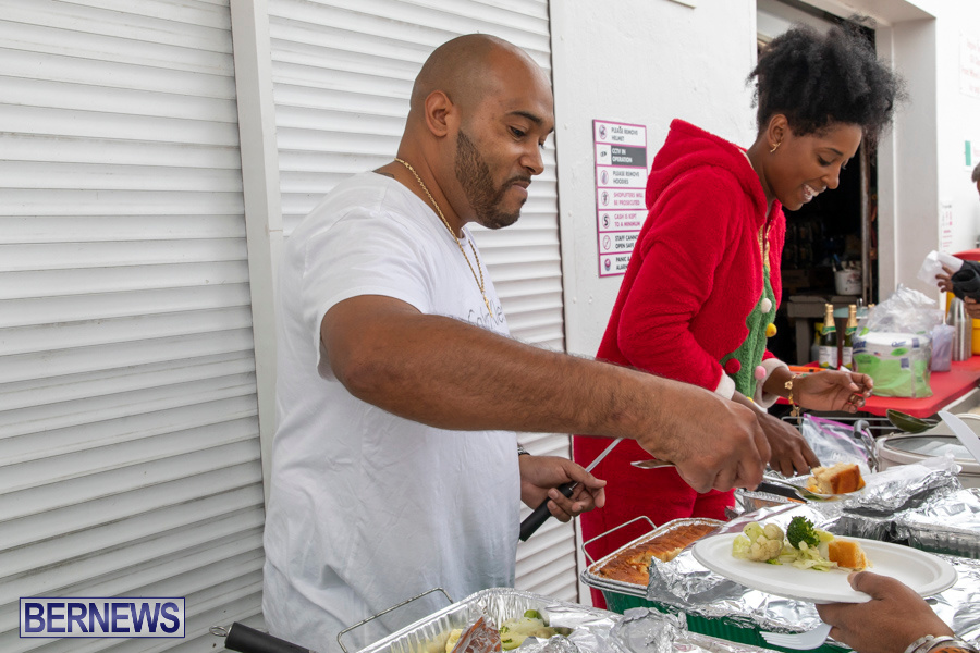 Dowling's Christmas Community Lunch Event Bermuda, December 25 2019-5584