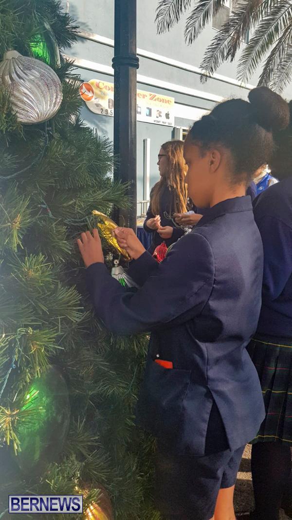 Hamilton Christmas Tree Decorating Bermuda, December 6 2019-07-16