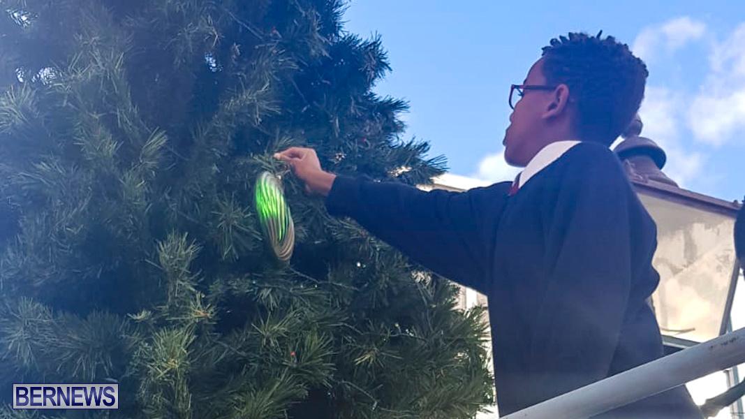 Hamilton Christmas Tree Decorating Bermuda, December 6 2019-07-18