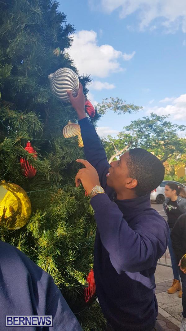 Hamilton Christmas Tree Decorating Bermuda, December 6 2019-07-20