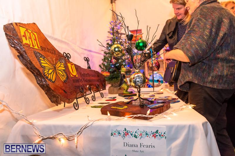 Hamilton Princess Christmas Village Bermuda Dec 2019 (19)