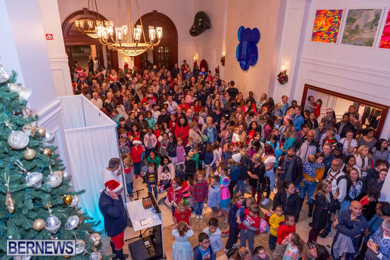 Hamilton Princess Christmas Village Bermuda Dec 2019 (2)
