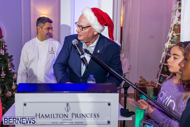 Hamilton Princess Christmas Village Bermuda Dec 2019 (5)