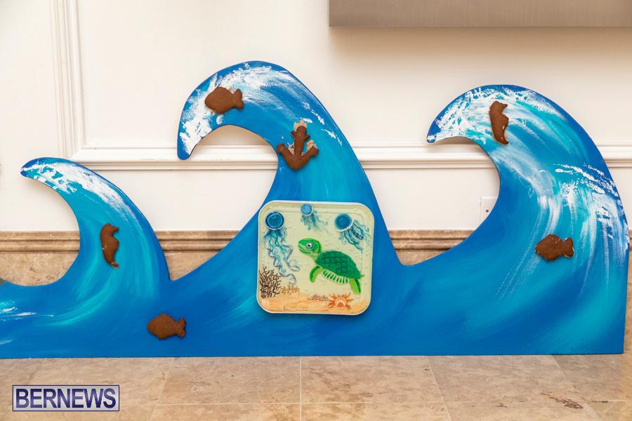 Hamilton Princess Hotel & Beach Club Gingerbread House Bermuda, December 1 2019-4867