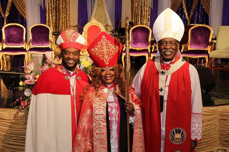 Installation Service Of Bishop Haynes Bermuda Dec 2019 (1)