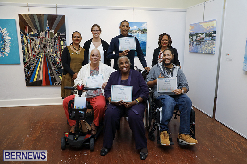 International Day of People with Disabilities Bermuda Dec 3 2019 2