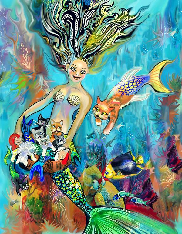 Mermaids & Mercats Book Bermuda Dec 3 2019 (3)