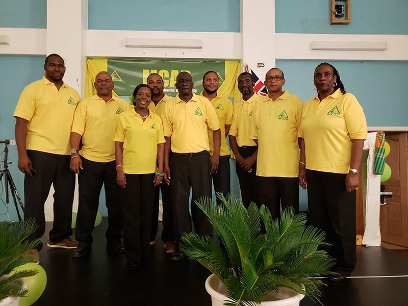Movement For Change & Prosperity Bermuda Dec 2019