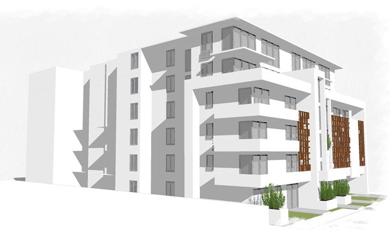 Multi Storey Residential Building In Hamilton Bermuda Dec 2019 (1)