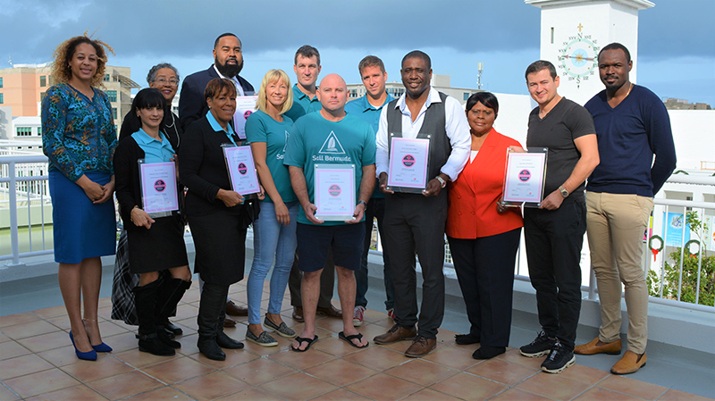 National Service Standards Certification Bermuda Dec 2019