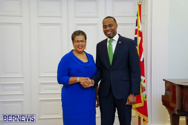 New PLP Senator Sworn In Bermuda Dec 12 2019
