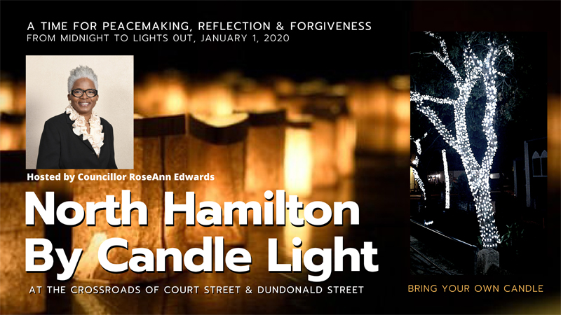 North Hamilton By Candle Light with Host