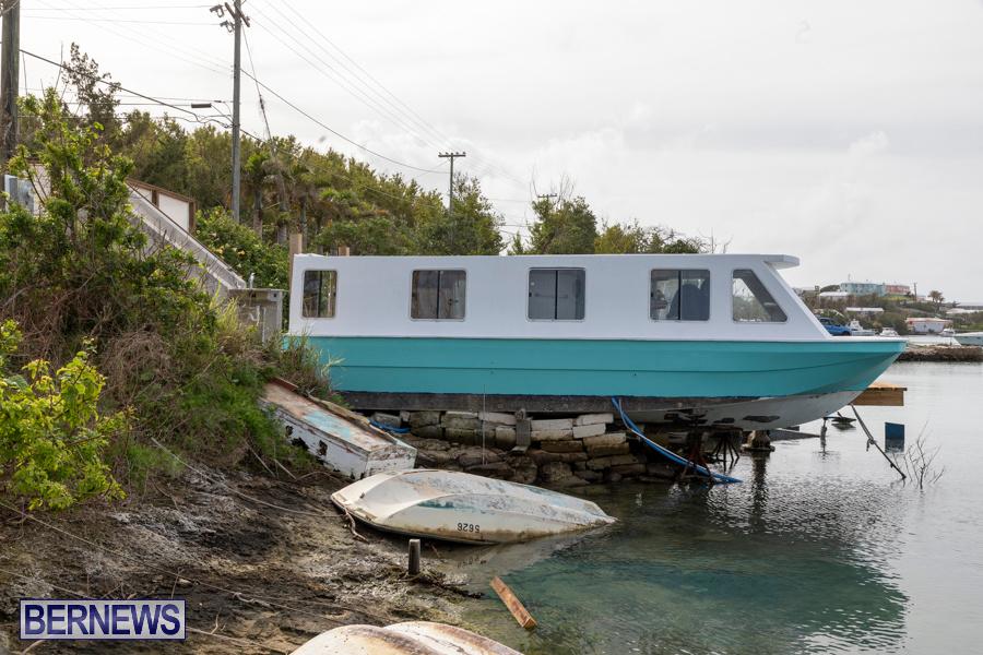 Shakedown Bottoms Up Boat Works Bermuda, December 14 2019-3837