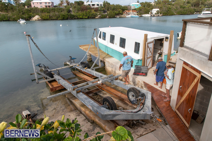 Shakedown Bottoms Up Boat Works Bermuda, December 14 2019-3858