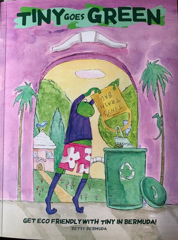 Tiny Goes Green Bermuda Dec 2019