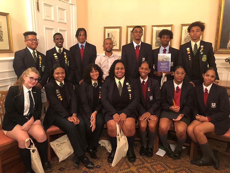 Youth Forum On International Human Rights Day Bermuda Dec 2019