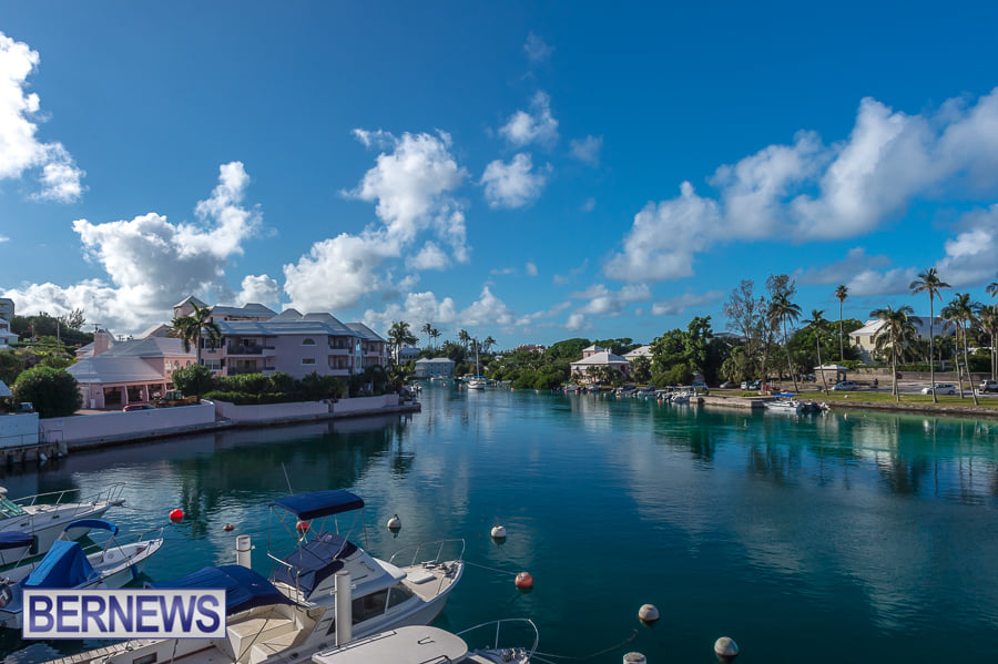 436 - Flatt's Inlet, one of Bermuda's most stunning views to be seen