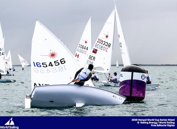 Bermuda sailors in World Cup Sailing Series in Miami Jan 2020 55 (2)