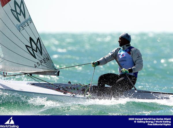 Bermuda sailors in World Cup Sailing Series in Miami Jan 2020 (6)