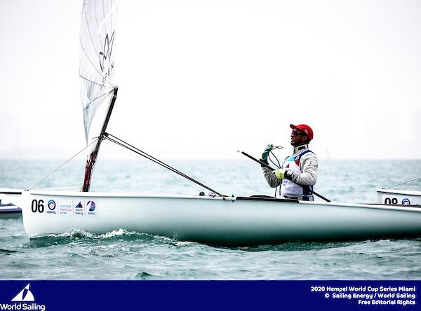 Bermuda sailors in World Cup Sailing Series in Miami Jan 2020 (7)