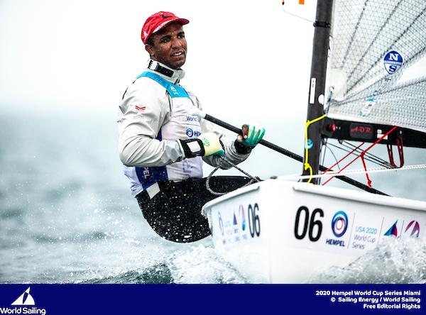 Bermuda sailors in World Cup Sailing Series in Miami Jan 2020 (8)