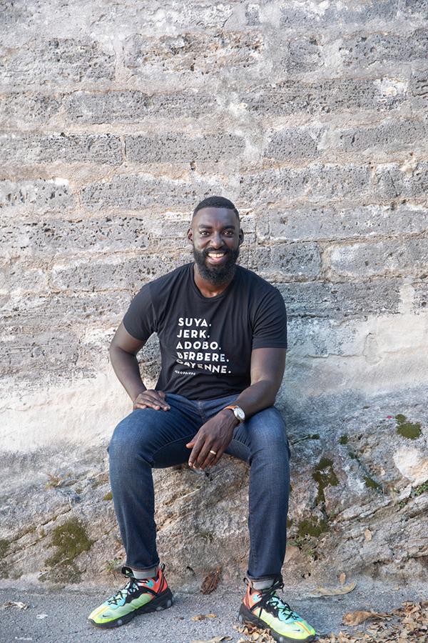 Chef Eric Adjepong Bermuda Jan 2020 (2)