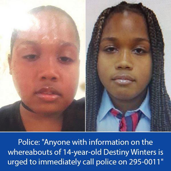 Destiny Winters Bermuda Jan 2020