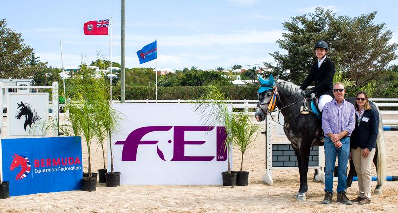 Equestrian Bermuda Jan 13 2020 CODYDD