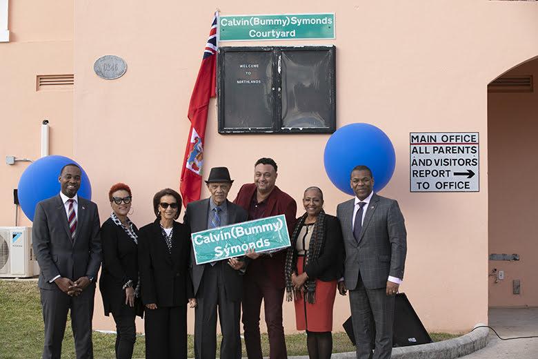 Govt recoginises Calvin Bummy Symonds Bermuda Jan 2020 (2)