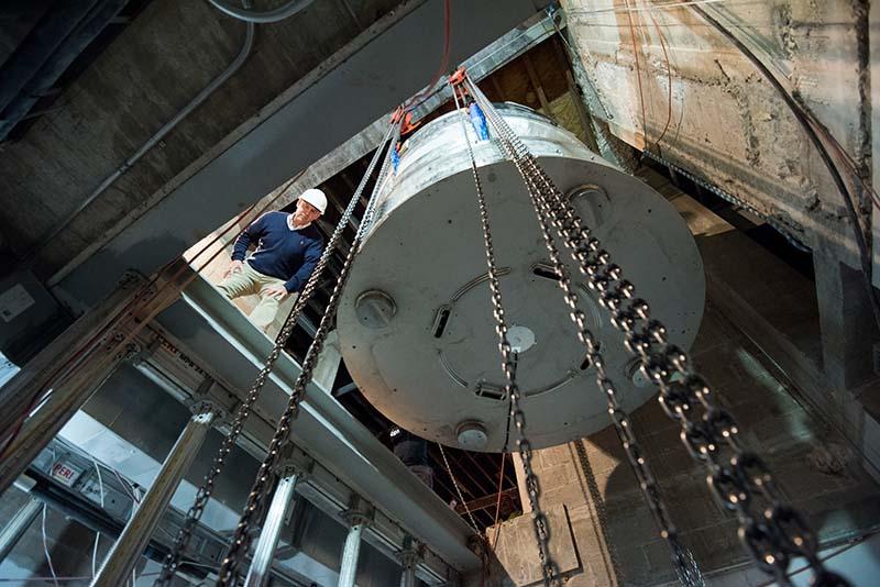 Hamilton Medical Center Installs MRI Technology Bermuda Jan 2020 (7)