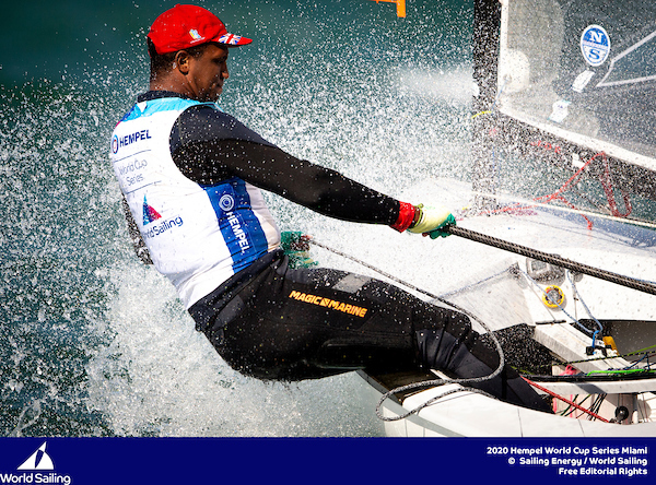 Hempel World Cup Series Bermuda Jan 2020 (2)