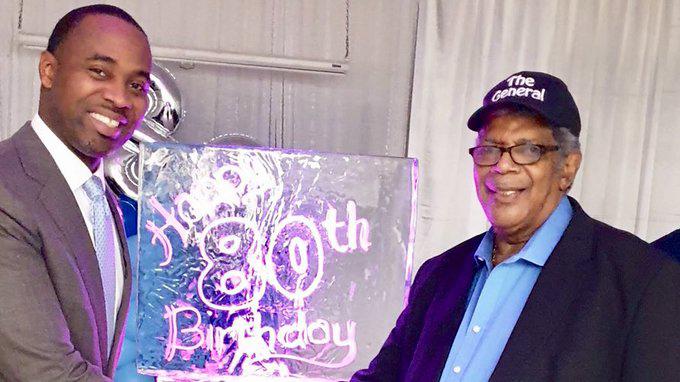 Herbie Bascome Birthday Bermuda Jan 2020
