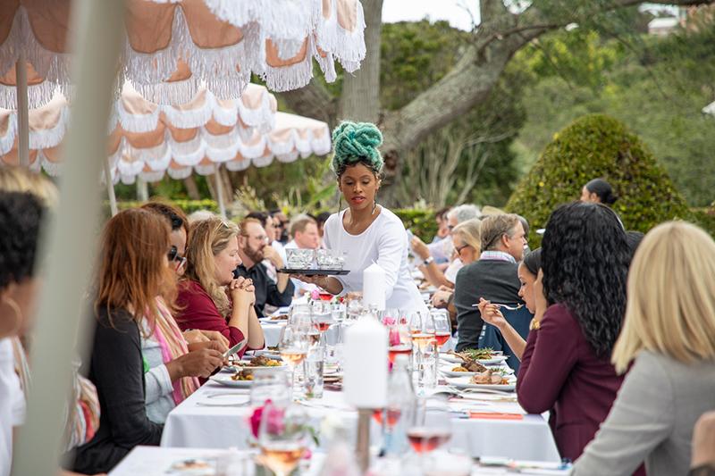 Restaurant Weeks Bermuda Jan 16 2020 picnic event