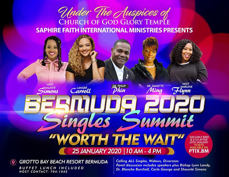 Singles Summit Bermuda Jan 2020