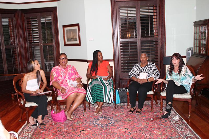 Womens Empowerment Panel Discussion Bermuda Jan 2020 (2)