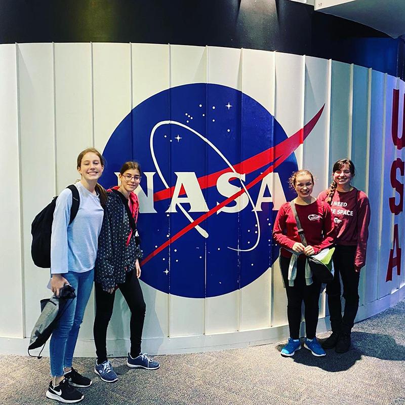 BHS Students Visit NASA Space Center In Houston Bermuda Feb 2020 (2)