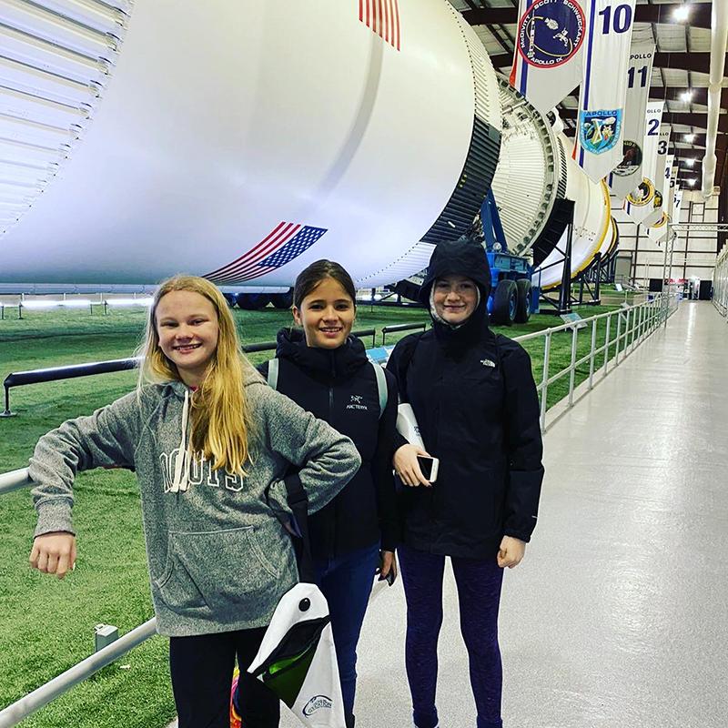 BHS Students Visit NASA Space Center In Houston Bermuda Feb 2020 (3)