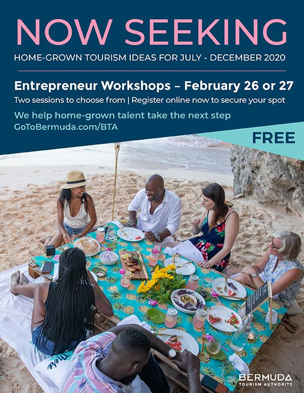 BTA Experience Investment Programme Bermuda Feb 2020