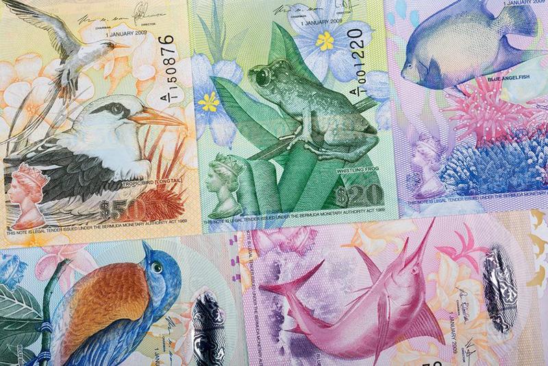 Bermuda Currency Feb 2020