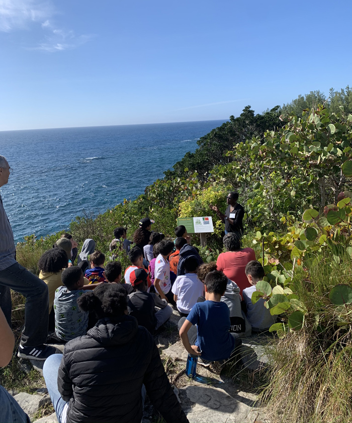 Children's Nature Walk Bermuda Feb 2020 (2)