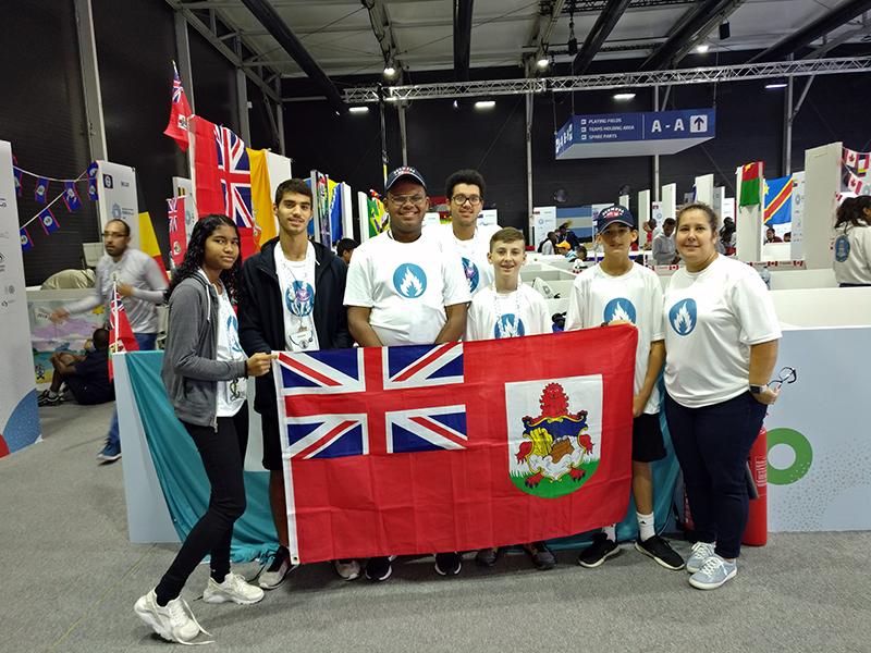 Connectech Robotics Competition Bermuda Feb 2020 (1)