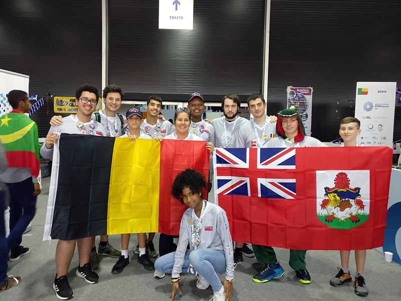 Connectech Robotics Competition Bermuda Feb 2020 (3)