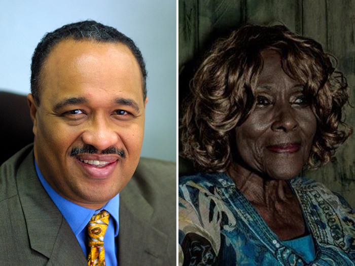 Gil Tucker and Ruth Thomas Bermuda Feb 3 2020