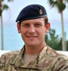 Major Ben Beasley Bermuda Feb 2020