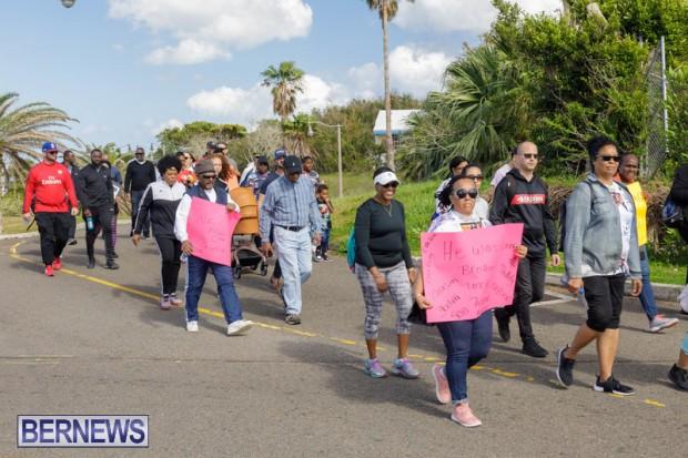 Mothers on a Mission anti violence walk Feb 2020 Bermuda (1)