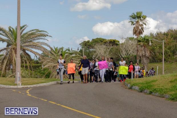Mothers on a Mission anti violence walk Feb 2020 Bermuda (2)