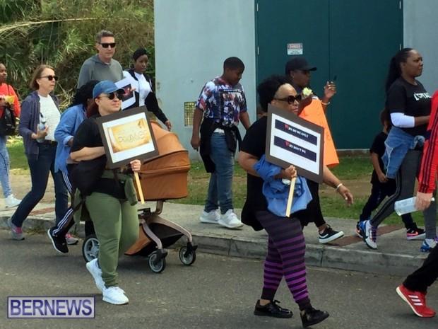 Mothers on a Mission anti violence walk Feb 2020 Bermuda (7)