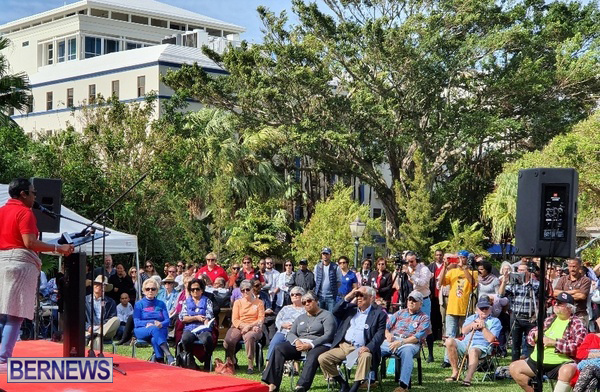Patients First Gathering Bermuda Feb 7 2020